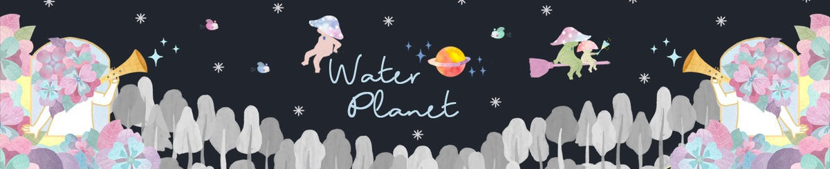 From Indonesia - Water Planet